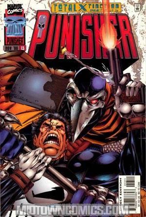 Punisher Vol 3 #13