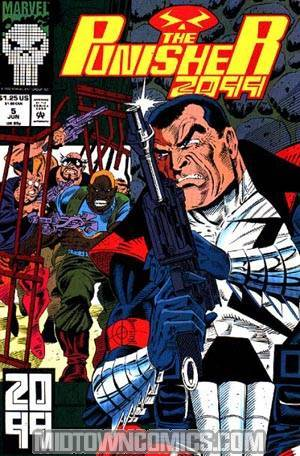 Punisher 2099 #5