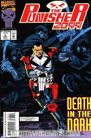 Punisher 2099 #8