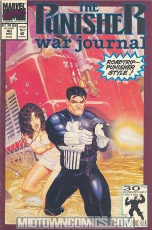 Punisher War Journal #40