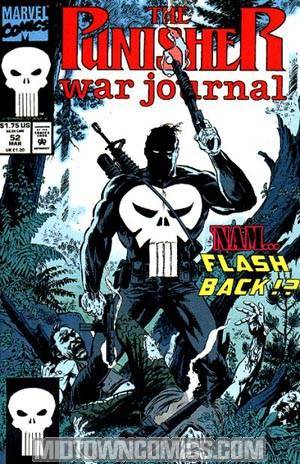 Punisher War Journal #52
