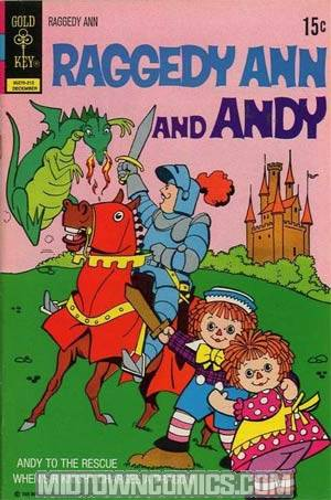 Raggedy Ann And Andy Vol 3 #3