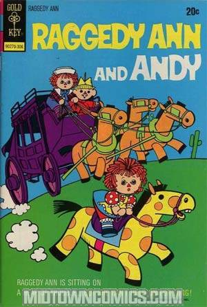 Raggedy Ann And Andy Vol 3 #5
