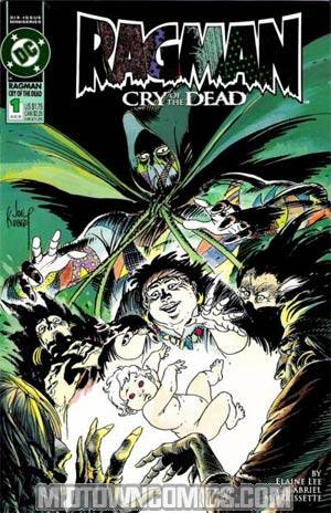 Ragman Cry Of The Dead #1