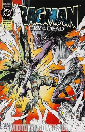 Ragman Cry Of The Dead #3