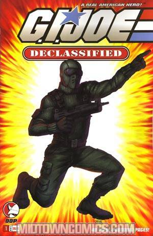 GI Joe Declassified #1 Cvr B Seeley