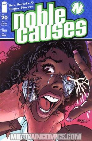 Noble Causes Vol 2 #20 (Ongoing Series)
