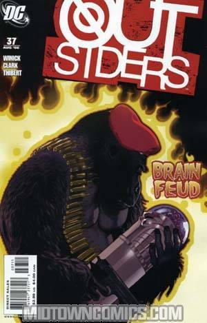 Outsiders Vol 3 #37