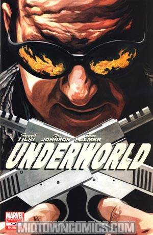 Underworld (Marvel) #5