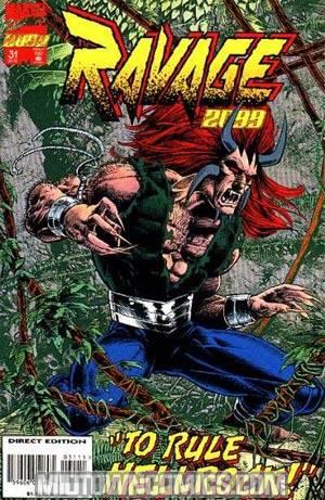 Ravage 2099 #31