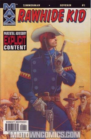 Rawhide Kid Vol 3 #1