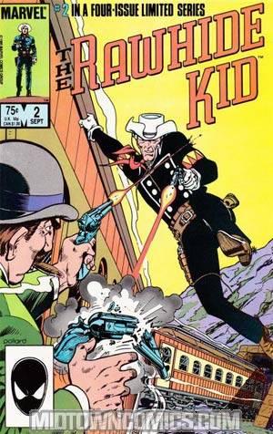 Rawhide Kid Vol 2 #2