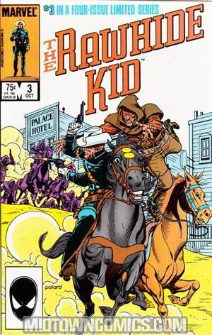 Rawhide Kid Vol 2 #3