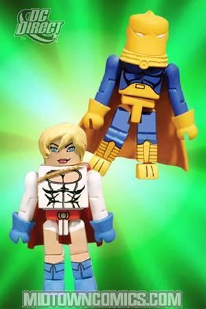 DC Minimates Series 2 Power Girl