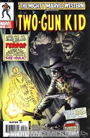 Marvel Westerns Two-Gun Kid