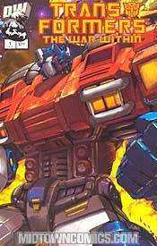 Transformers War Within #1