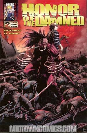 Honor Of The Damned #2
