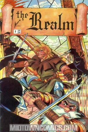 Realm (Arrow Comics) #3