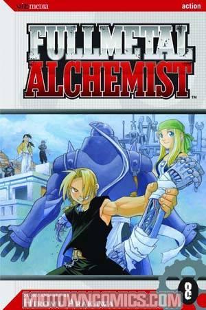Fullmetal Alchemist Vol 8 TP