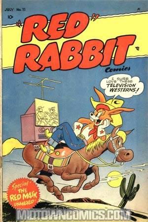 Red Rabbit Comics #11