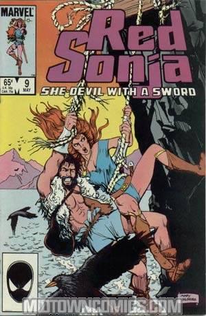 Red Sonja Vol 3 #9