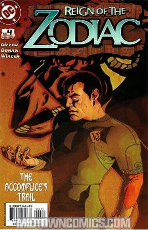 Reign Of The Zodiac #4