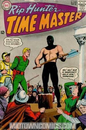 Rip Hunter Time Master #26