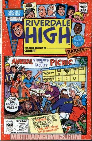Riverdale High #2