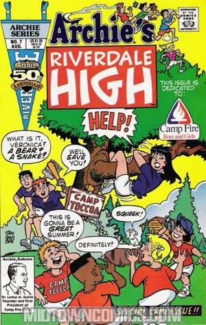 Riverdale High #7