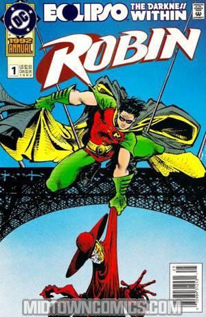 Robin Vol 4 Annual #1
