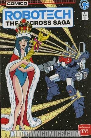 Robotech The Macross Saga #9