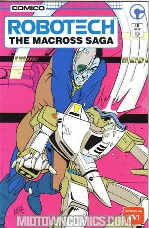 Robotech The Macross Saga #10