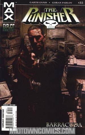 Punisher MAX #35