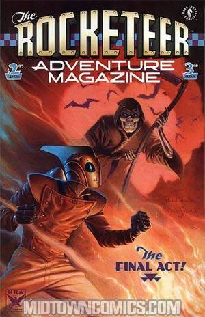 Rocketeer Adventure Magazine #3