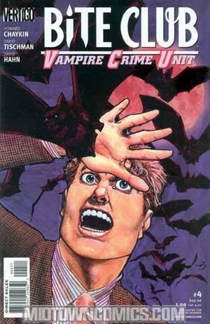 Bite Club Vampire Crime Unit #4