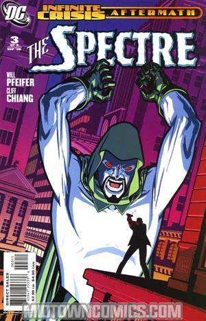 Crisis Aftermath The Spectre #3