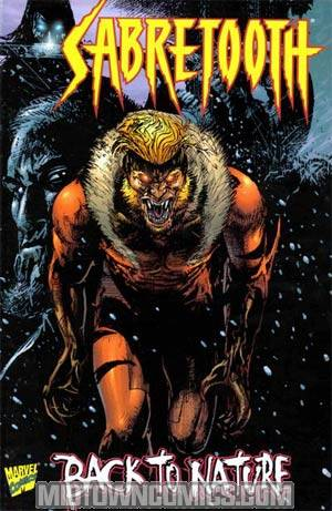 Sabretooth Vol 2 Back To Nature #1