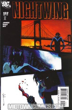 Nightwing Vol 2 #122