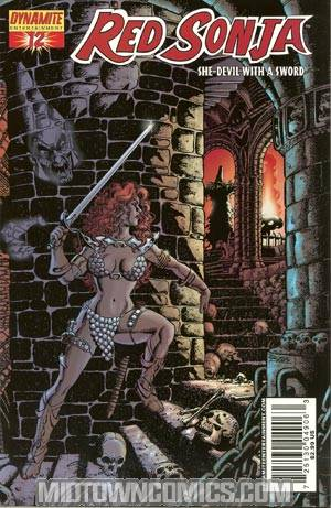 Red Sonja Vol 4 #12 Cover B George Perez