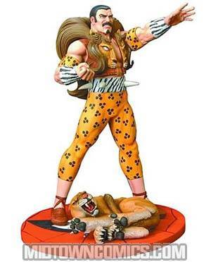 Marvel Milestones Kraven The Hunter Statue