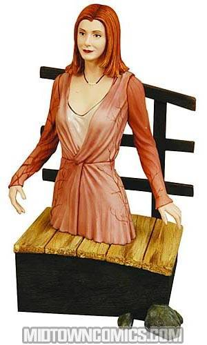 Buffy The Vampire Slayer Once More With Feeling Willow Bust