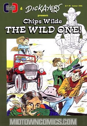 Chips Wilde The Wild One GN