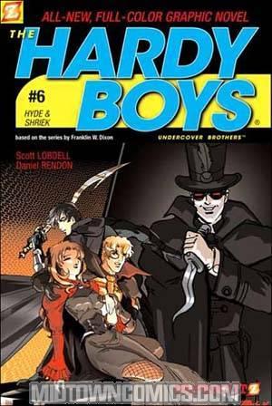 Hardy Boys Vol 6 Hyde & Shriek TP