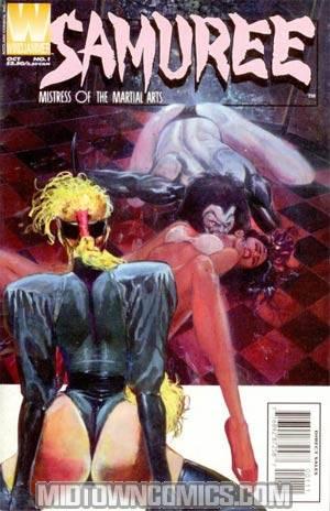 Samuree (Acclaim Comics) #1