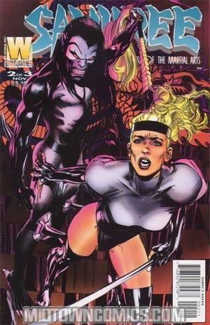 Samuree (Acclaim Comics) #2