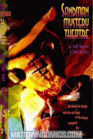 Sandman Mystery Theatre #6