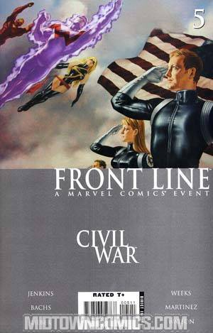 Civil War Front Line #5
