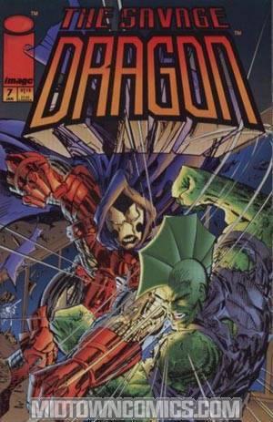 Savage Dragon Vol 2 #7