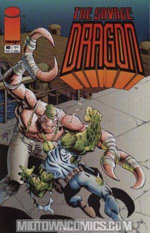 Savage Dragon Vol 2 #10