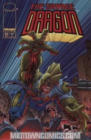 Savage Dragon Vol 2 #15